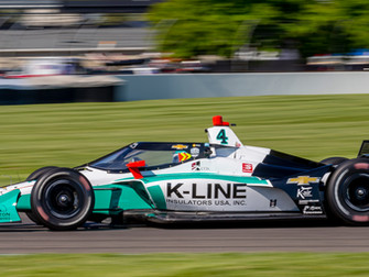 Qualifying Report:GMR Grand Prix