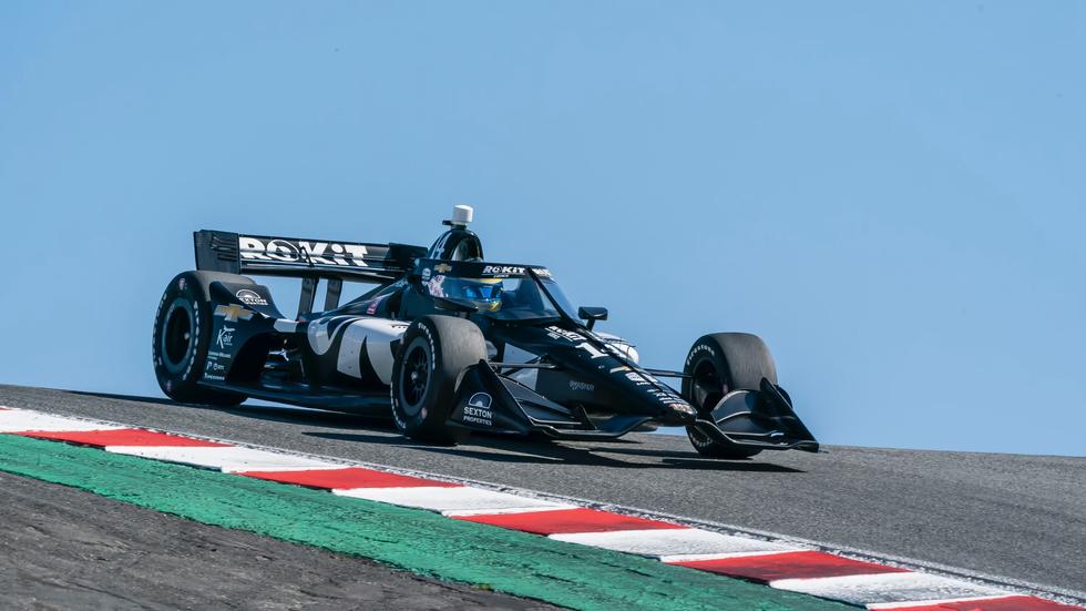 Qualifying Report: Firestone Grand Prix of Monterey