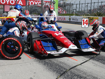 Race Report:                                         Toyota Grand Prix of Long Beach