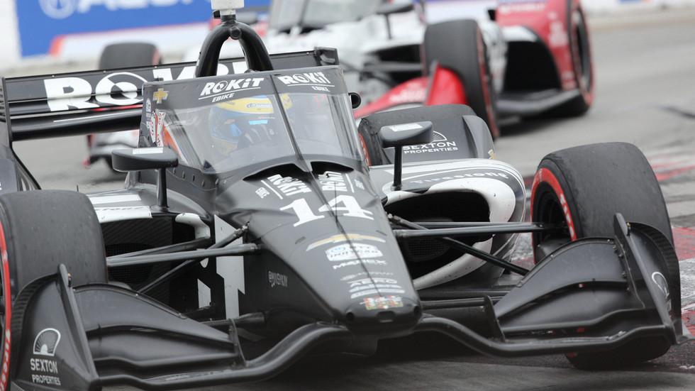 Race Report: Acura Grand Prix of Long Beach