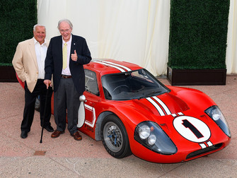 A.J. Foyt Honored with Spirit of Ford Award