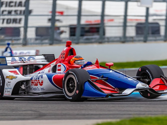 Qualifying Report: INDYCAR Grand Prix