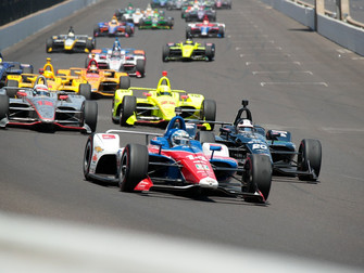Indianapolis 500: Race Report