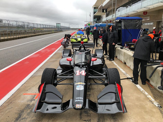 Open Test Report: Circuit of the Americas