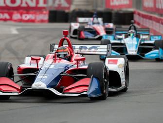 Qualifying Report: Honda Indy Toronto