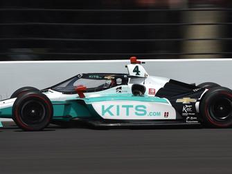 KITS.com Signs as Primary Sponsor on No. 4 K-Line Insulators USA Chevrolet