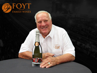 Foyt Launches Sparkling Wine To Celebrate 50th Anniversary of 24 Hours of Le Mans Victory