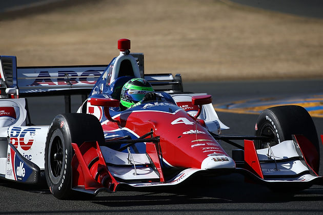 Race Report: GoPro Grand Prix of Sonoma   AJ Foyt Racing