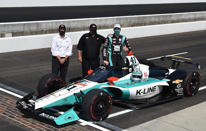 Dalton Kellett Signed to Full Season Drive with AJ Foyt Racing