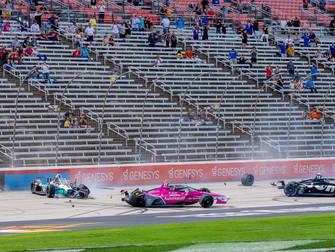 Race Report: XPEL 375