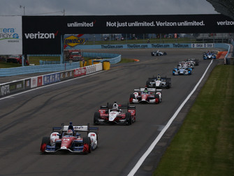 Race Report: INDYCAR Grand Prix at The Glen