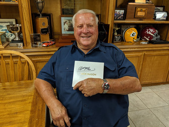 Jack Mason Brand Launches A.J. Foyt Limited Edition Watch