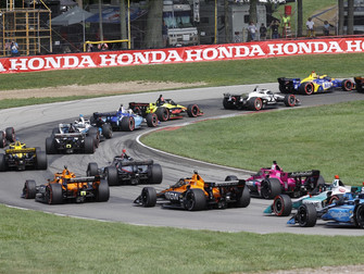 Race Report: Race 2 - Honda Indy 200 at Mid-Ohio