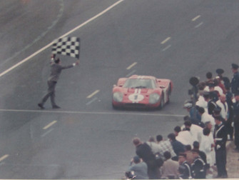 A.J. Foyt and Dan Gurney Reminisce on Le Mans the year after Ford v Ferrari