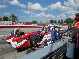 Race Report: Honda Indy 200 at Mid-Ohio