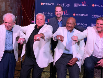 Houston Sports Hall of Fame Rings Awarded to 2019 Honorees