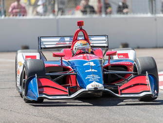 Qualifying Report: Firestone Grand Prix of St. Petersburg