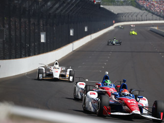Indianapolis 500: Carb Day Report