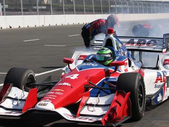 Qualifying Report: GoPro Grand Prix of Sonoma