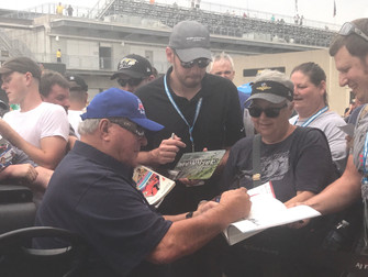 A.J. Foyt & His Team's Reactions to Running the Indianapolis 500 Without Fans at IMS