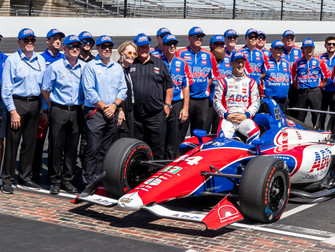 Qualifying Report: Indianapolis 500