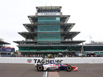 Indianapolis 500: Final Week Practice Report