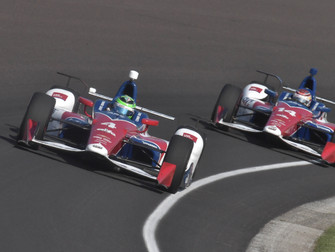 Day 1 Qualifying Report: Indianapolis 500