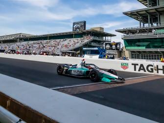 Qualifying Report: Indianapolis 500