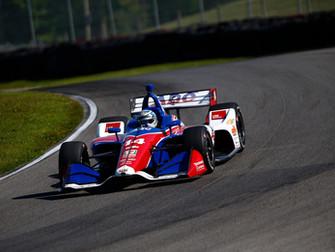 Qualifying Report: Honda Indy 200 at Mid-Ohio