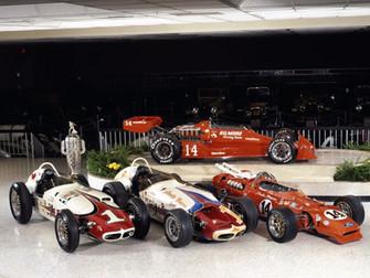 IMS Museum Exhibit Honors A.J. Foyt