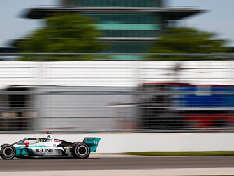Qualifying Report: GMR Grand Prix