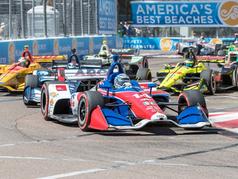 Race Report: Firestone Grand Prix of St. Petersburg