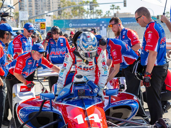 Qualifying Report: Acura Grand Prix of Long Beach