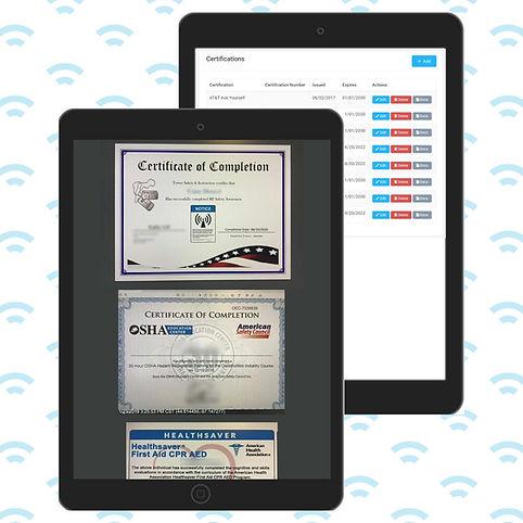 Crew Certifications - iPad TALL LARGE.jp