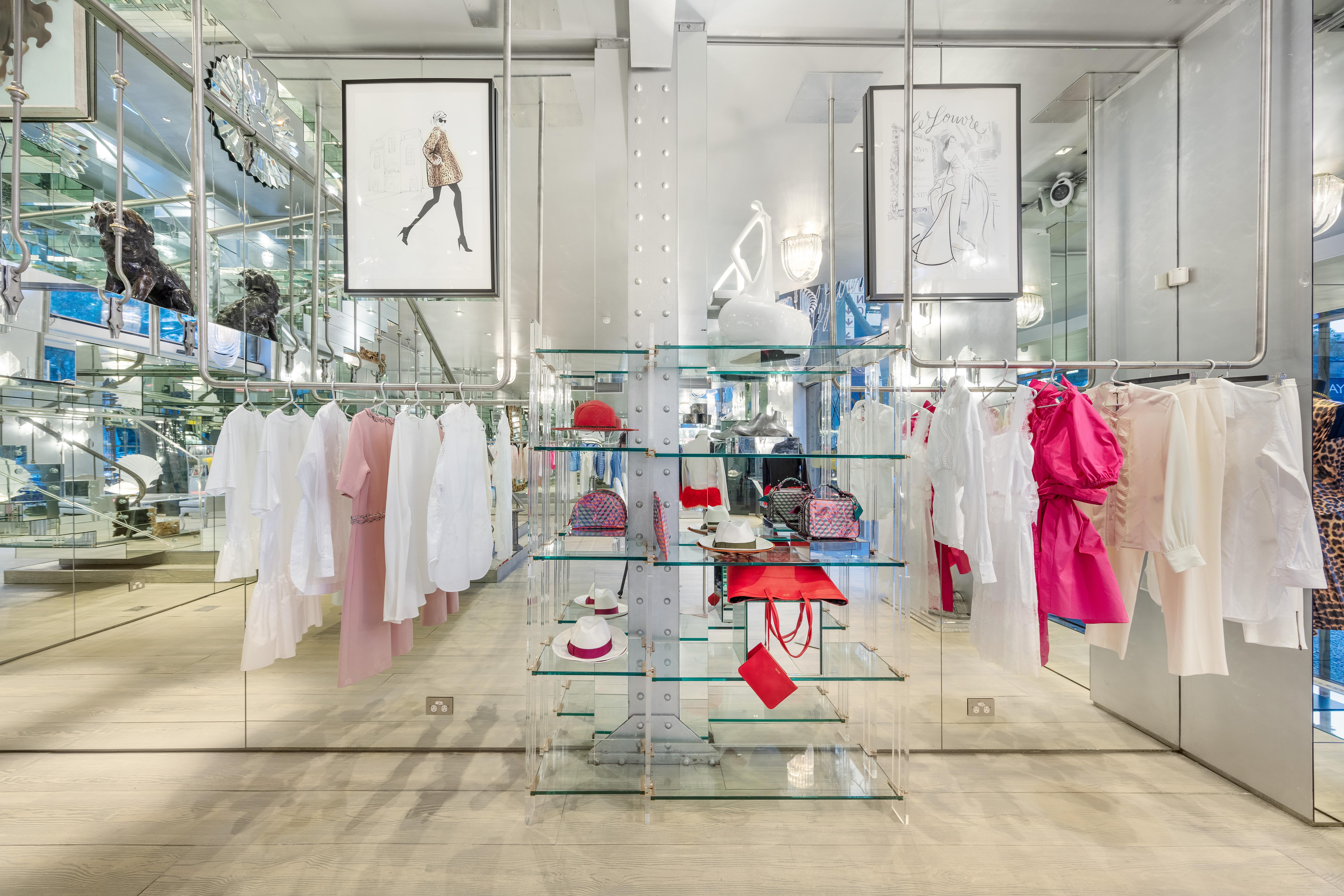 luxury designer boutique melbourne stella mccartney saint laurent gucci