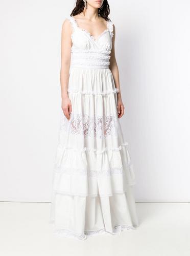 Dolce Gabbana Wedding Gown Dress Luxury