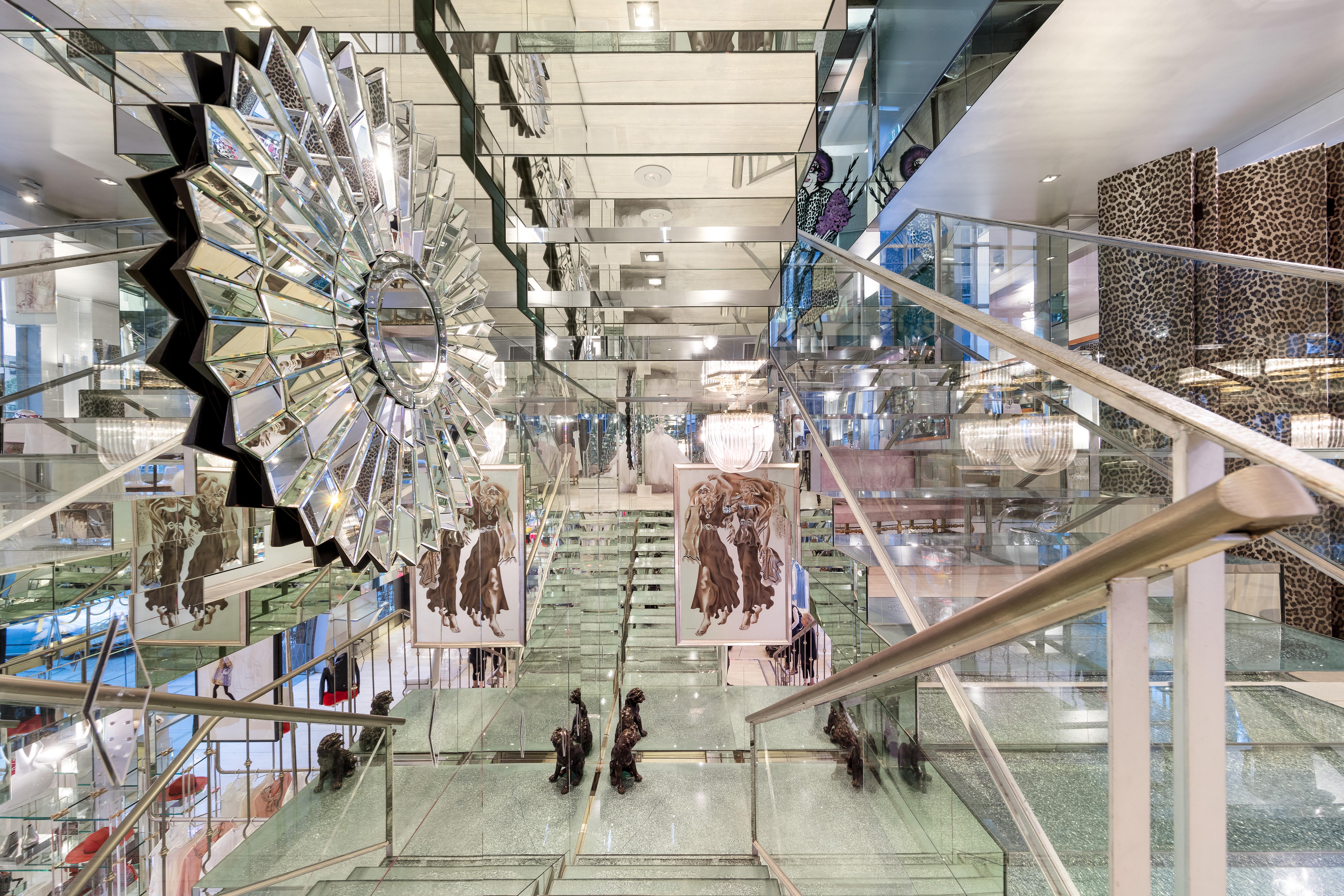 luxury designer boutique melbourne stell