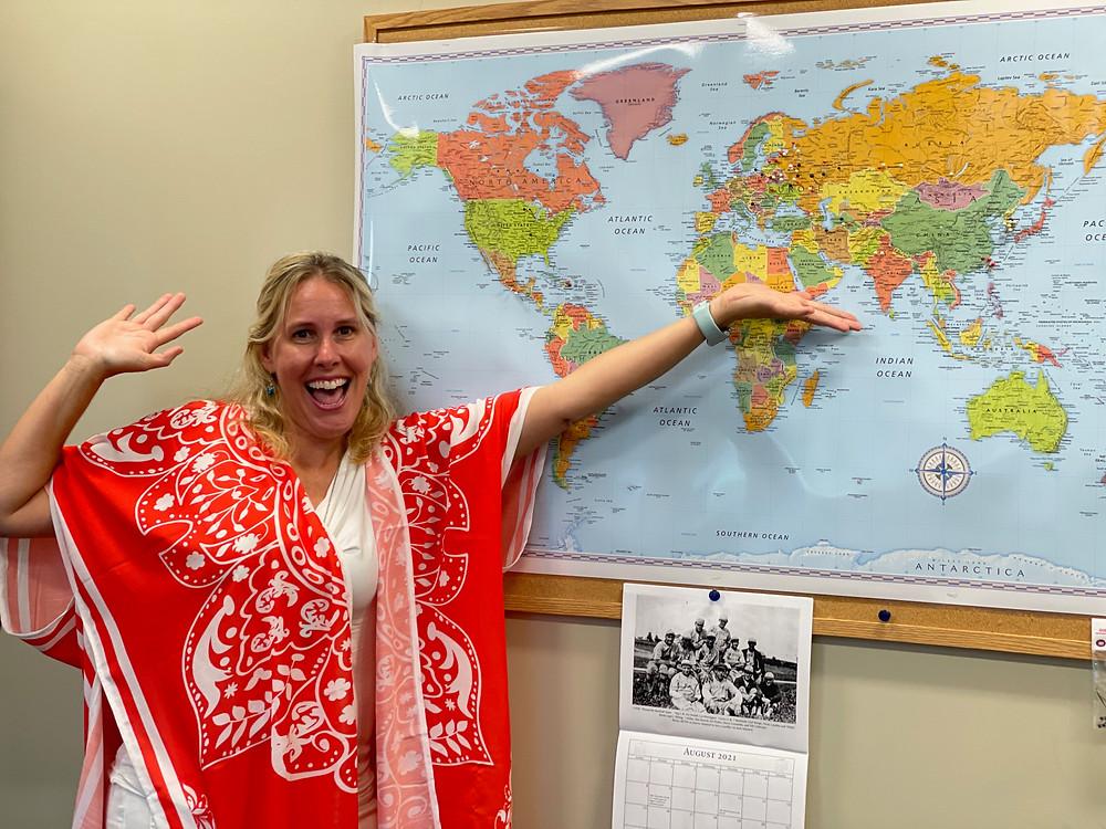 Adult Literacy Center of Ozaukee County Executive Director Sarah Gilday