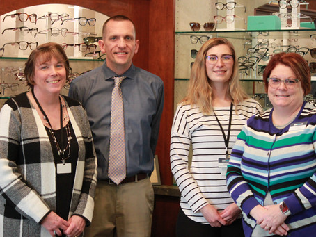 Fredonia Eye Clinic Sees Patients through a New Lens- Member Spotlight on MyEyeDr.