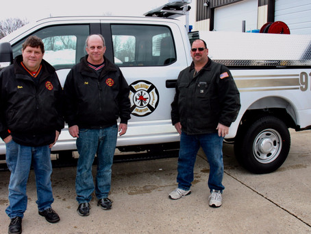 March 2019 Member Spotlight on  The Belgium Fire Department