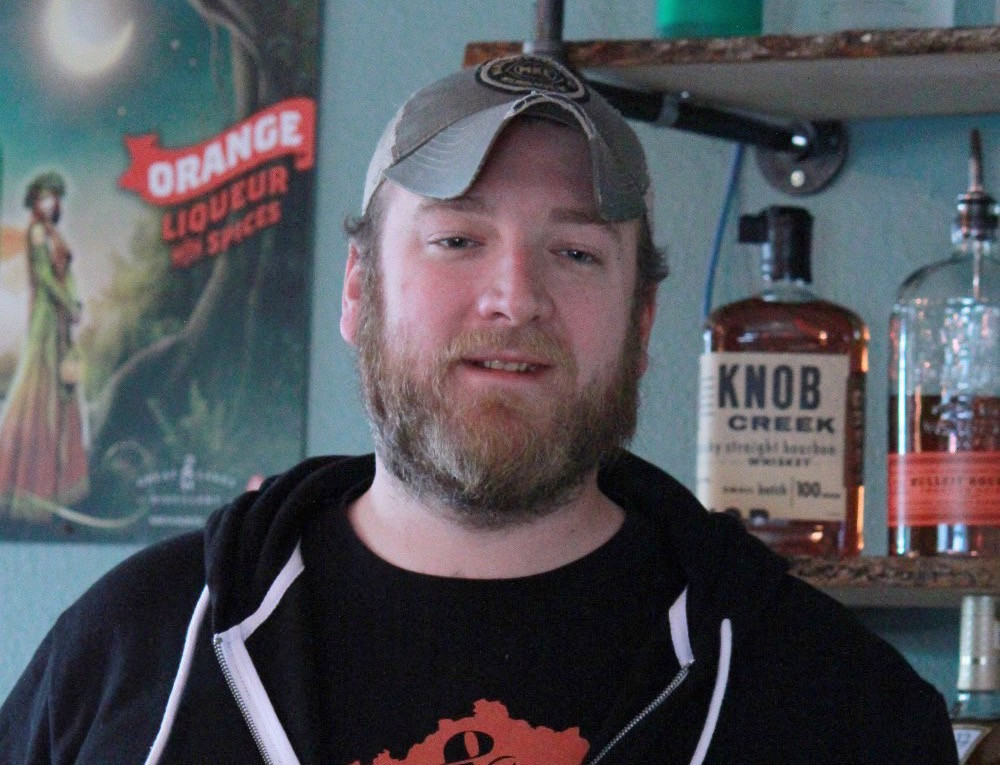 Kyle Simpson, Owner of Kyotes Bar & Grill in Belgium, WI
