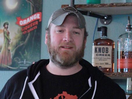 November 2018 Spotlight on Kyle Simpson of Kyotes Bar & Grill