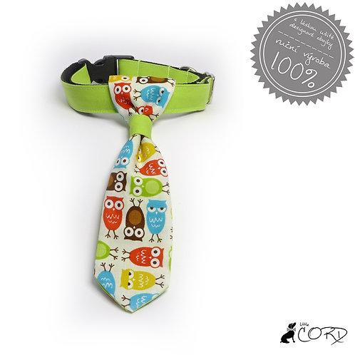 VÝPRODEJ SOVY - kravata