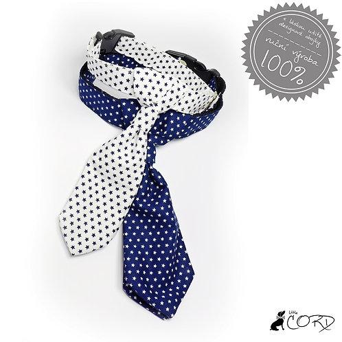 DROBNÉ HVĚZDIČKY - kravata