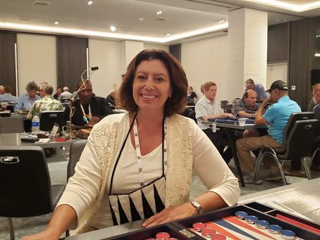 The Women in Backgammon Sunny Florida Women's Achievement Awards