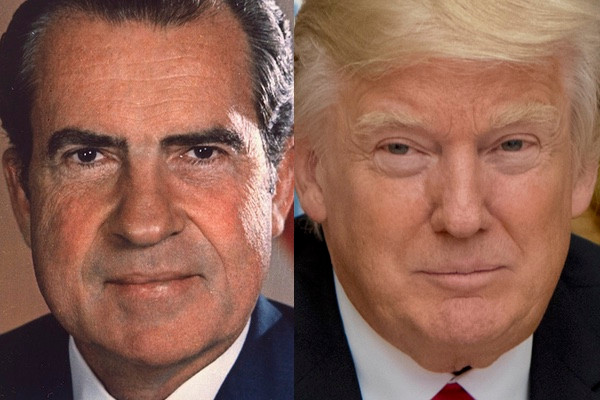 No Cause for Celebration: Trump & Nixon