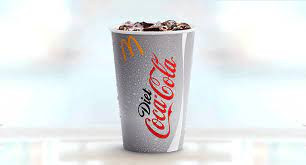 Burning Question: What Size Diet Coke?