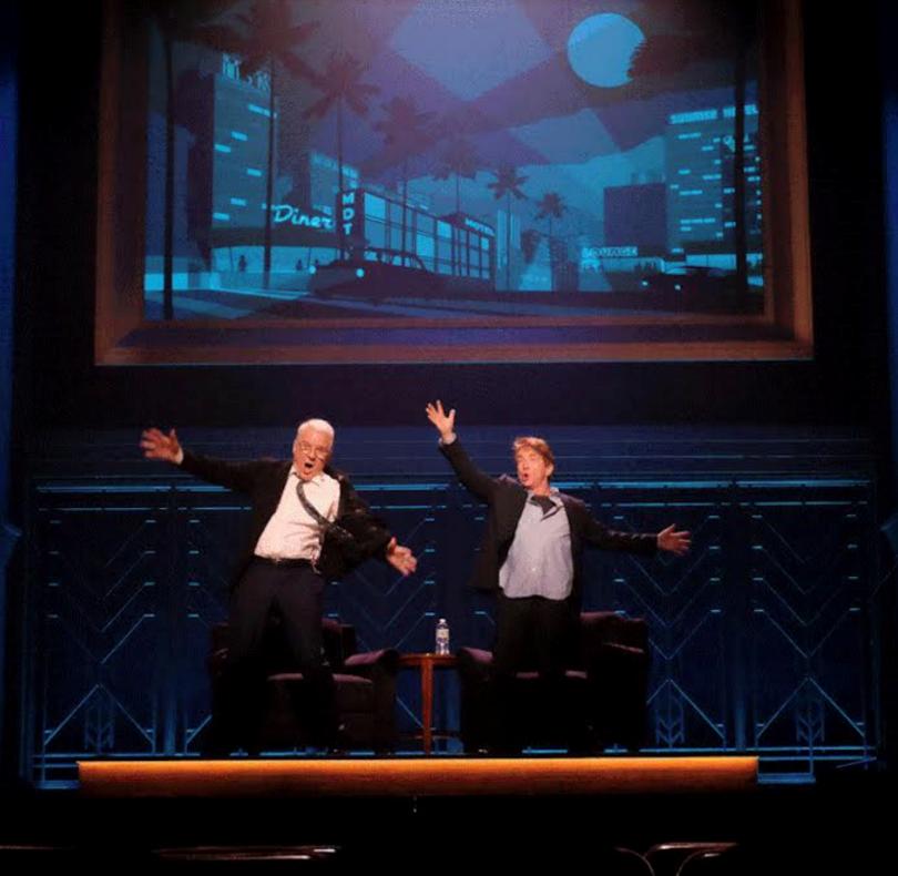 Steve Martin and Martin Short  Production Design: Tom Lenz for 513 AssociateProductionDesigner: Mel Lovric Photo Credit: Mel Lovric