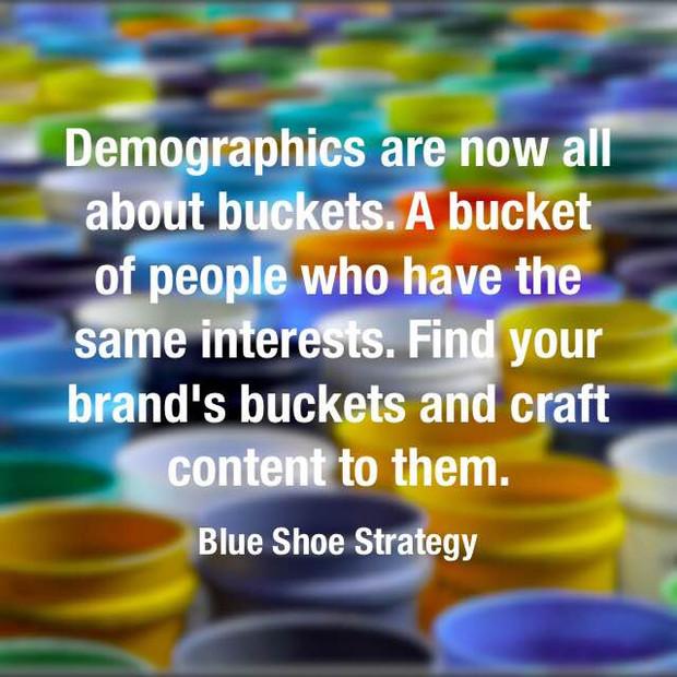 2016 Trends: Buckets of Demographics