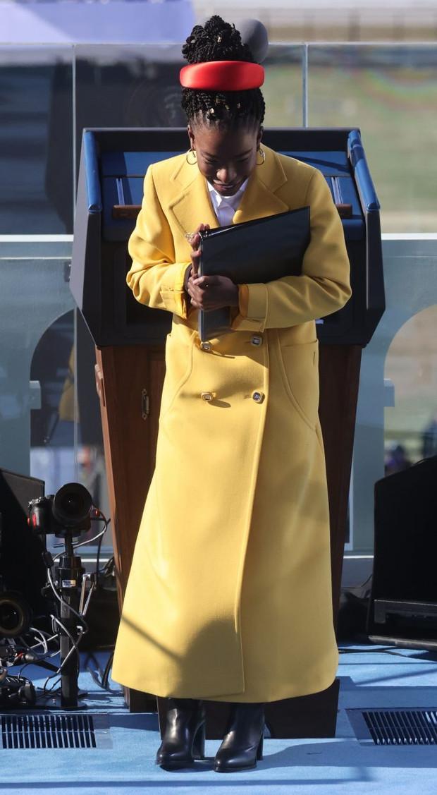 Amanda Gorman: Cashing In?